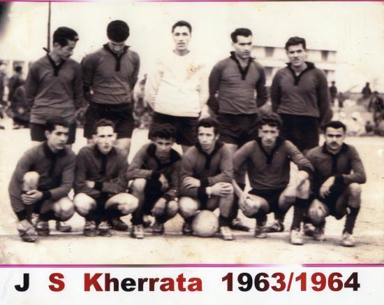 J.S.KHERRATA (1963/1964)